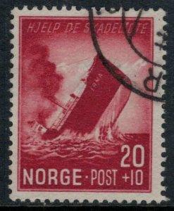 Norway #B37  CV $7.00