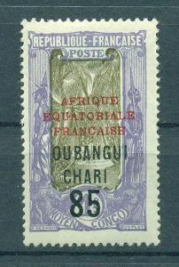 Ubangi-Shari sc# 75 mh cat value $2.10