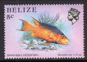 Belize 703 Fish MNH VF