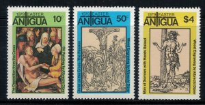 Antigua #533-5* NH CV $2.00
