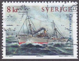 Sweden 1999 SG2023 Used