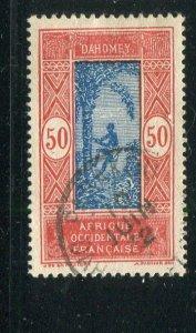 Dahomey #66 used  - Make Me A Reasonable Offer