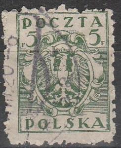 Poland #94   F-VF Used (S5822)