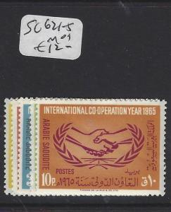 SAUDI ARABIA (P0102B)  ICY  SG 621-5   MOG