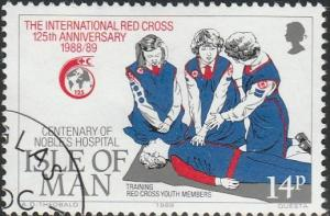Isle Of Man, #403 Used From 1989