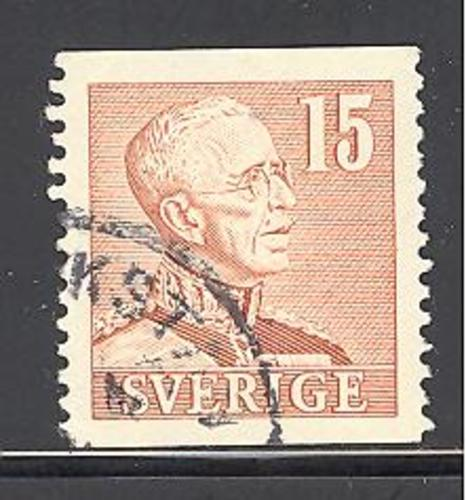 Sweden Sc # 302A used