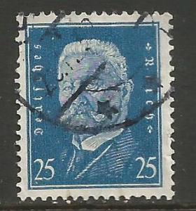 GERMANY 377 VFU 1050A-5