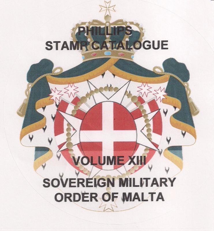 Sovereign Military Order of Malta - CD Catalogue - 2016