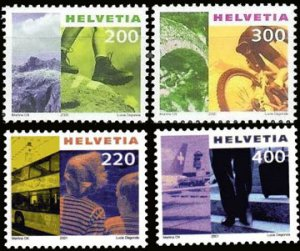 Scott #1089-92 Tourism MNH