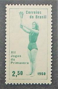 Brazil 911. 1960 Spring Games