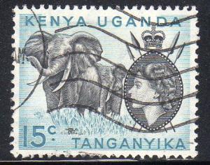 KUT 106 - Used - Elephants / Elizabeth II (cv $1.60)