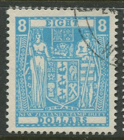 STAMP STATION PERTH New Zealand #404Ca Decimal Currency Issue Used 1967 CV$10.00