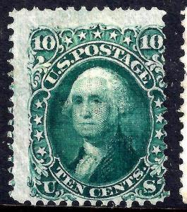 U.S. 96 Unused F SCV$900.00  (96-1114)