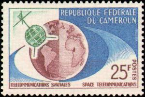 Cameroun #380-383, Complete Set(4), Never HInged