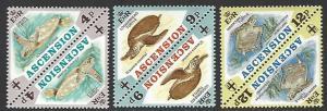 Ascension #170-172 MNH 2 Sets of 3 Pairs cv $22.50