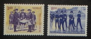 Norway 1258-59. 2000 Military Academy anniversary, NH