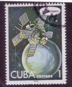 Cuba Sc. # 2183 CTO Space