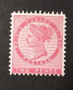 Canada, Prince Edward Island Sc. #5, mint hinged