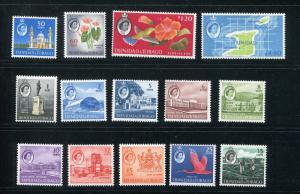 Trinidad & Tobago #89-102 Mint - Make Me An Offer