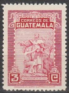 Guatemala #328 MNH F-VF (V336)