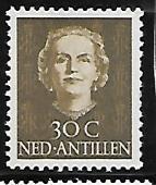Netherland Antilles 224 mlh 2013 SCV $13.50