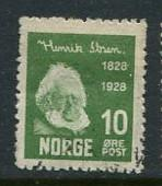 Norway #132 Used