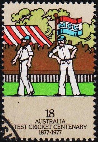 Australia. 1977 18c S.G.649 Fine Used