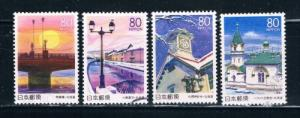 Japan Prefecture Used Set Z384-87 Snow World (JZ097)