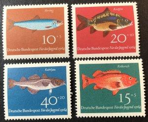 Germany B396-9 MNH Fish