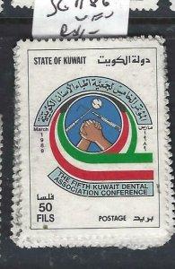 KUWAIT (P3006BB)  SG  1186     VFU