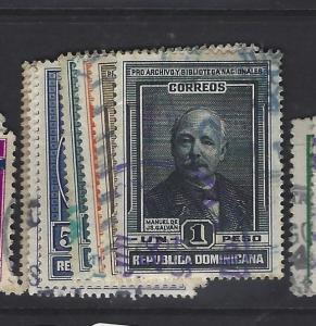 DOMINICAN REPUBLIC (P1010B)  SC310-6, 320-1        VFU