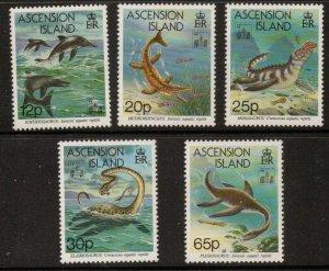 ASCENSION SG619/23 1994 HONG KONG O/P MNH