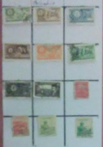 12 Valuable desirable stamps fromColombia for only $1.00