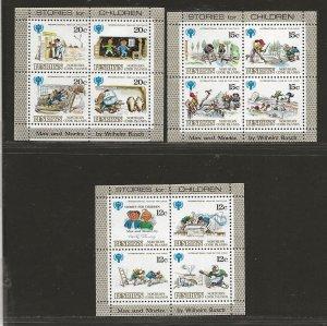 PENRHYN ISLAND SC# 111-13  FVF/MNH