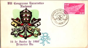 Brazil, Worldwide First Day Cover