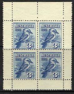AUSTRALIA SGMS106a 1928 MELBOURNE STAMP EXHIBITION MTD MINT