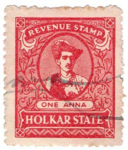 (I.B) India (Princely States) Revenue : Holkar 1a