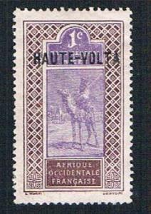 Upper Volta 1 MLH Camel with rider (BP1014)