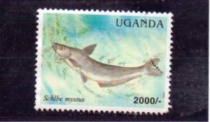 Uganda  Scott#  1873  Used