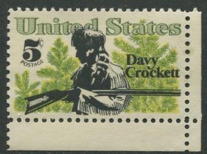 STAMP STATION PERTH USA #1330  MNH OG 1967  CV$0.25.