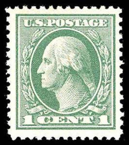 U.S. WASH-FRANK. ISSUES 536  Mint (ID # 78640)