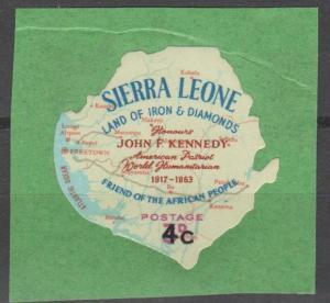 Sierra Leone #282 MNH F-VF (SU864)