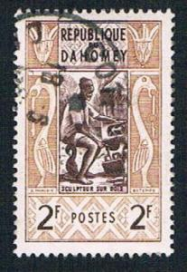 Dahomey 142 Used Wood Sculptor (BP09924)