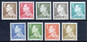 Denmark - Scott #383//393 - MH - HInge bump #393 - SCV $10