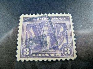 UNITED STATES  -  SCOTT # 537b  -  USED    (us105)
