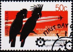 Australia. 2004 50c S.G.2381 Fine Used