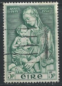 Ireland #152 5p Madonna by della Robbia