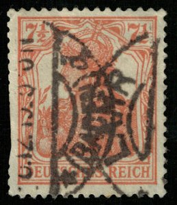 Reich, Germany, (3897-T)