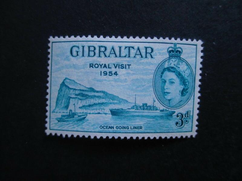 Gibraltar #137 Mint Hinged- (JB9) WDWPhilatelic