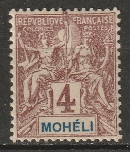 Moheli 1906 Sc 3 MLH*